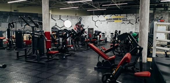 Посещение тренажерного зала вфитнес-клубе Befitt