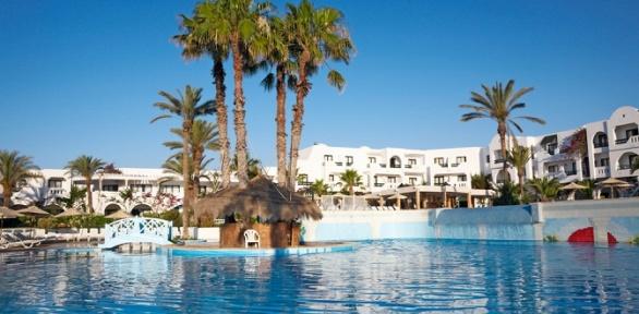 Тур в Тунис на остров Джерба с июля по сентябрь