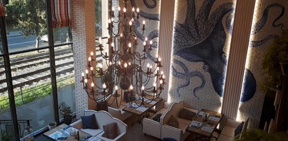 Банкет для компании от5до20человек витальянском ресторане LaFa