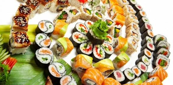 Сеты изнового меню всети суши-баров «Тунец» заполцены
