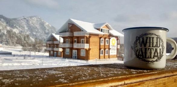 Отдых в Горном Алтае на побережье реки Катуни в отеле «Горное солнце»