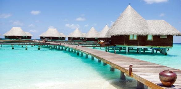 Тур наМальдивы вотель Thulhagiri Island4*