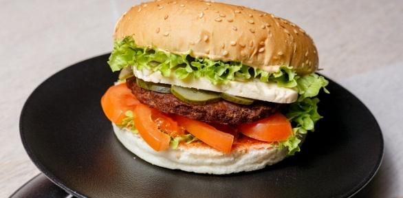 Блюда изменю вресторане быстрого питания BioGrill заполцены