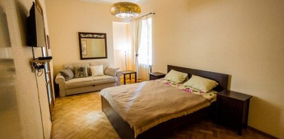 Отдых вцентре Санкт-Петербурга вапарт-отеле «Comfort наКолокольной»