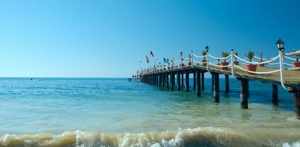 Тур вТурцию, Анталийское побережье наНовый год иканикулы