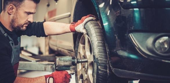Шиномонтаж ибалансировка колес в«Кузнецктехком»