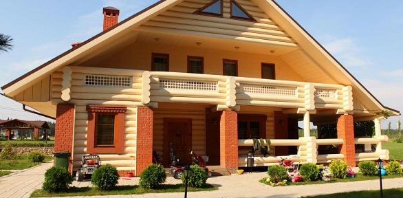 Отдых вкоттедже впарк-отеле «Юхновград»