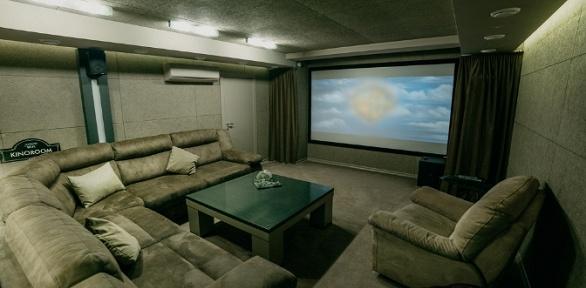 Организация свидания, аренда кинозала от«Friend's Hall КиноRooms»