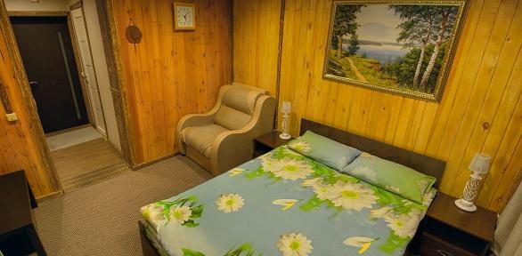 Отдых вномере, коттедже либо влетнем доме набазе отдыха «Айская долина»