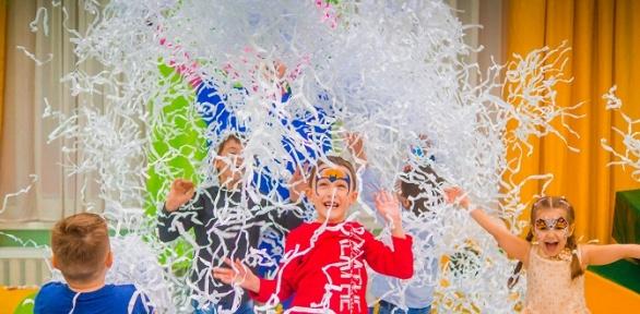 Организация праздника отстраны Kids Zone