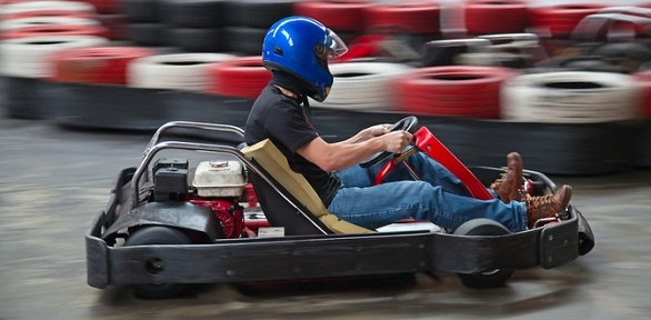 25кругов заезда откартинг-клуба Top Kart