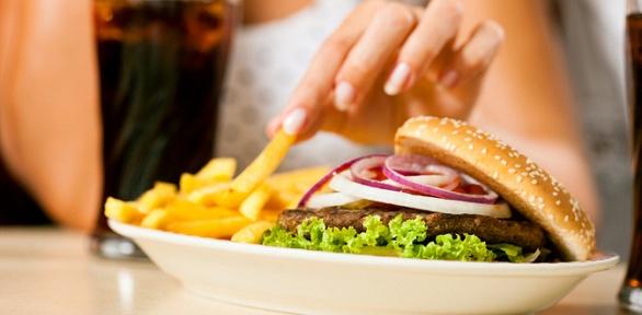 Комбонабор навыбор отсети ресторанов Burger King заполцены