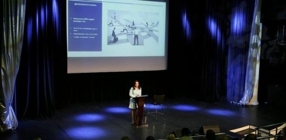 Онлайн-трансляция слекциями для женщин отцентра Secrets