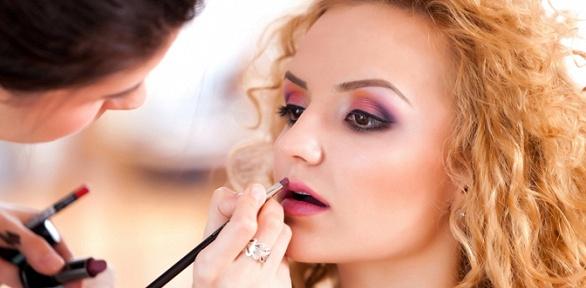 Окрашивание бровей иресниц, макияж всалоне красоты «Мой престиж»