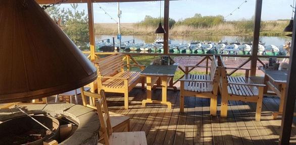 Отдых наберегу Ладожского озера набазе отдыха «Креницы»