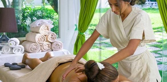 SPA-программа всалоне тайского массажа Thai Phil SPA