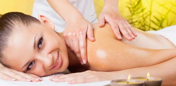 Сеансы массажа или мануальной терапии отстудии красоты Black &Berry