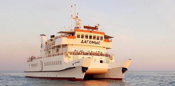 Морская прогулка натеплоходе «Дагомыс»