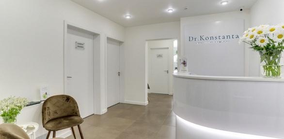 Сеансы лазерной эпиляции вклинике Dr. Konstanta