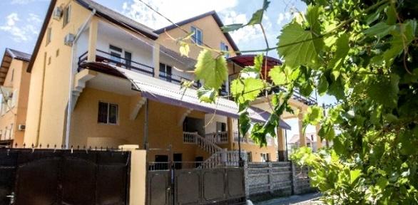 Отдых вСочи напобережье Черного моря вгостевом доме «Бэлла»