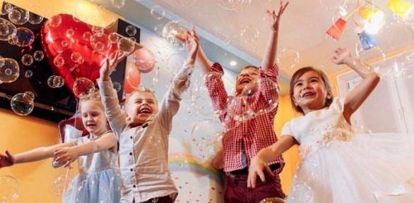 2-, 3- или 4-часовой праздник отдетской игровой комнаты «ИграПарк»