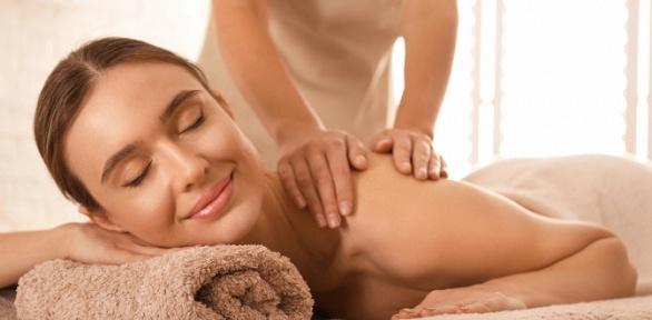 Ручной антицеллюлитный массаж встудии массажа Relax