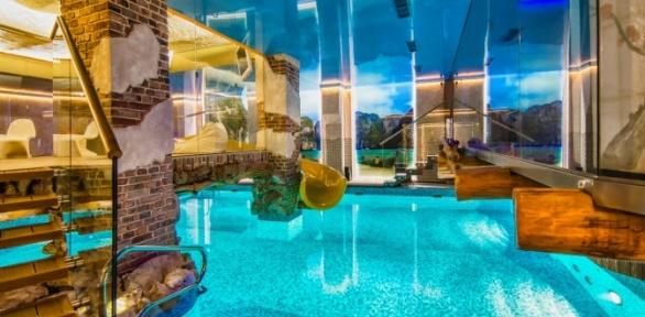 Отдых сзавтраком иигрой вбильярд вSPA-отеле «Ингербургский»