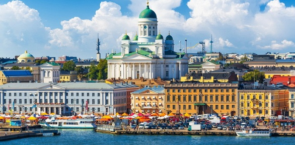 Круиз «Финляндия— Швеция» от«Северной жемчужины»