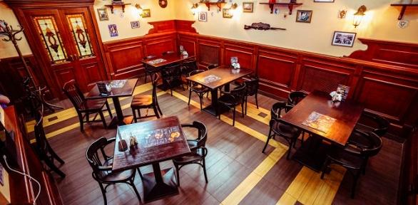 Блюда инапитки вбаре Kanat Office Bar