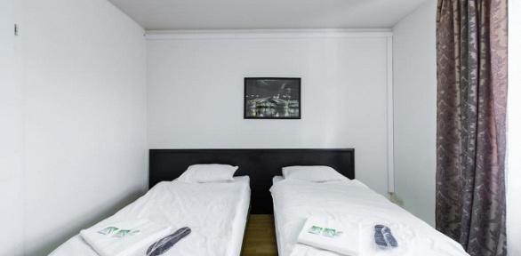 Отдых вномере категории эконом или стандарт вмини-отеле Dance Hostel
