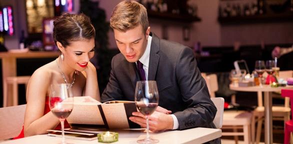 Романтический ужин отгастробара «Крыша мира»