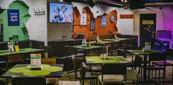 Банкет сзакусками игорячими блюдами вкафе-баре Relax Lounge