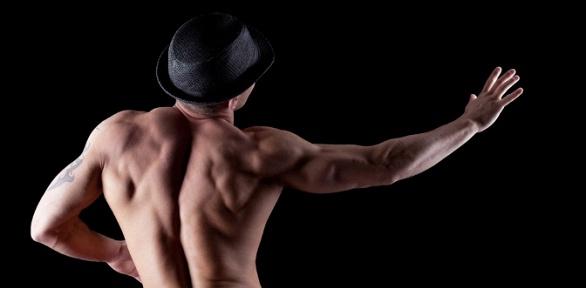 Приватный мужской танец отShow-бара Las Palmas