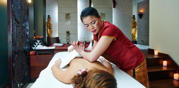 SPA-программа или массаж встудии красоты Global SPA