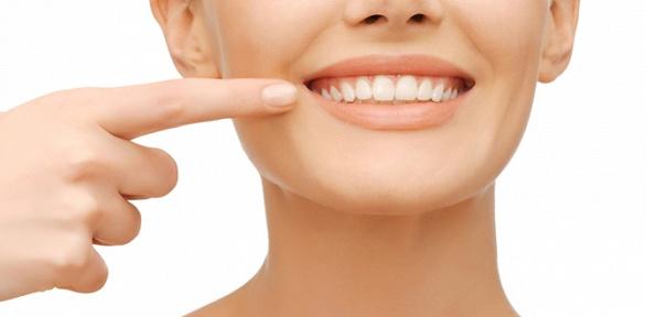 Косметическое отбеливание зубов отстудии White &Smile Kaliningrad