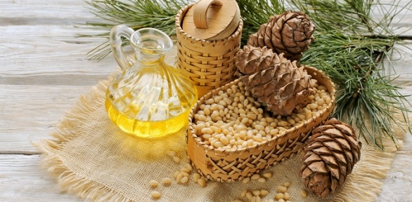До 5 кг очищенных сибирских кедровых орехов