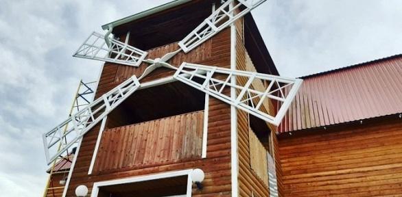 Отдых наберегу Дубны вэкоотеле «Белая мельница»
