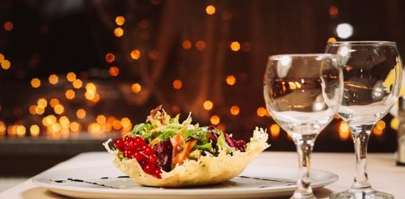 Тематический ужин или бизнес-ланч навыбор в«Сальсабаре»