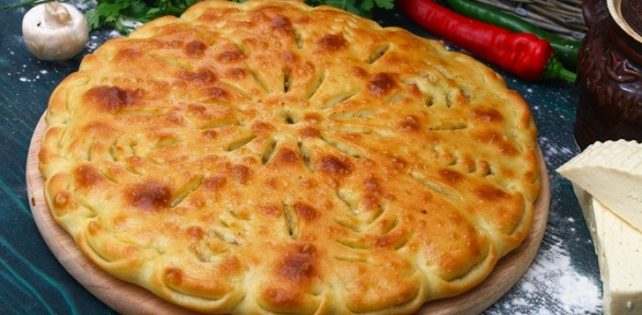 Пироги отпекарни Sun Pie заполцены