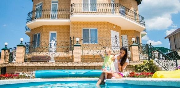 Отдых сразвлечениями вгостинице «Синяя крыша»