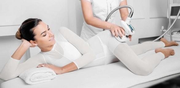 Сеансы LPG-массажа, УЗ-кавитации иRF-лифтинга встудии «Грация»