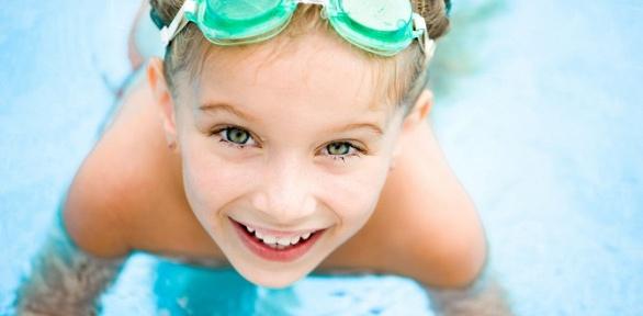 1, 5или 10занятий поплаванию для детей вдетском центре «Малина»