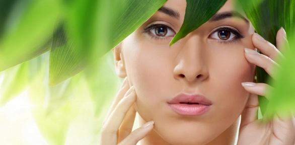 Сеансы чистки, пилинга лица вкосметологическом кабинете «Молодость»