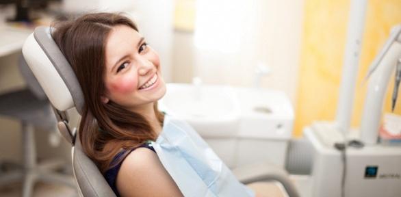 УЗ-чистка, отбеливание зубов, лечение кариеса вклинике «Элика Дент»