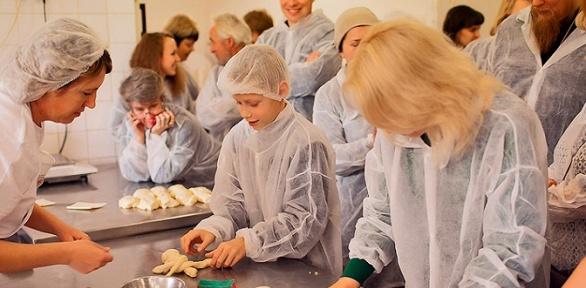 Билет наэкскурсию или мастер-класс вмузее-пекарне «Хлебный Ангел России»