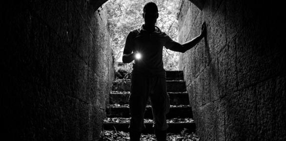 Участие вперформанс-квесте «Подземелье» отстудии Creepota Quest