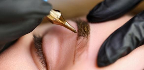 Перманентный макияж губ, бровей ивек всалоне красоты «Фаэль»