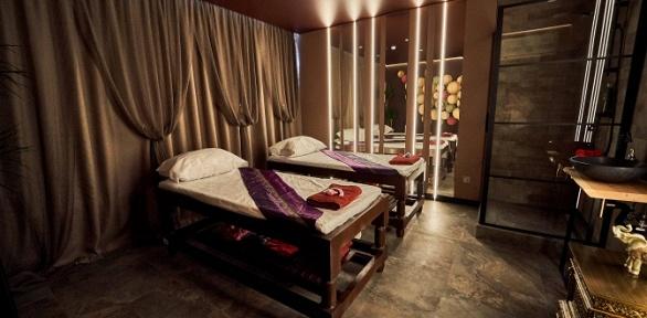 SPA-программа, SPA-свидание или массаж всалоне «АзияСпа»