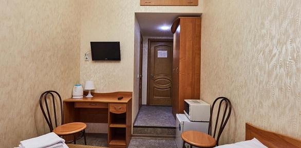 Проживание вцентре Санкт-Петербурга вмини-отеле City Room