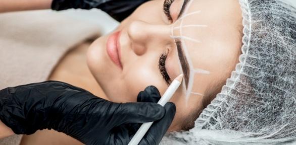 Перманентный макияж вкабинете «Елена»
